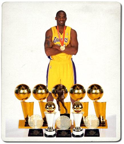 Dwight Howard Could Make Kobe Bryant